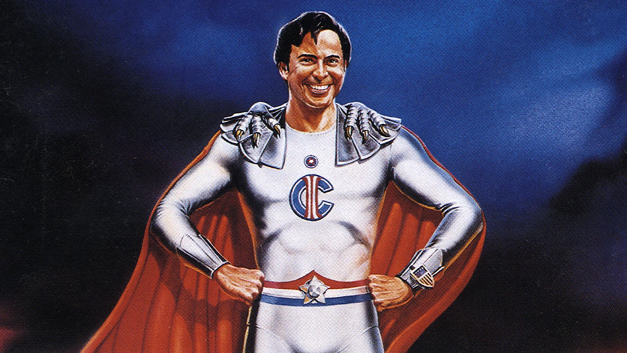 1983: 'The Return of Captain Invincible'
