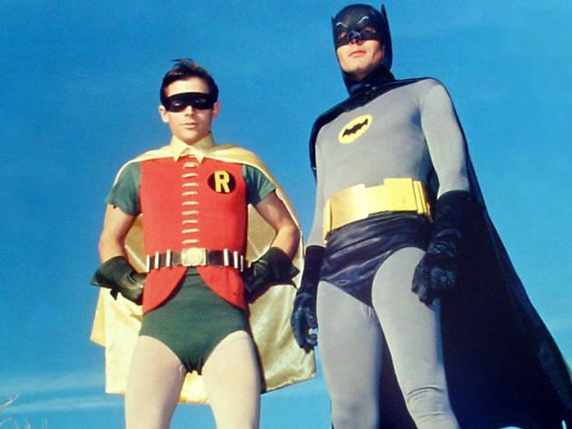 Batman: The Movie, superhero movies