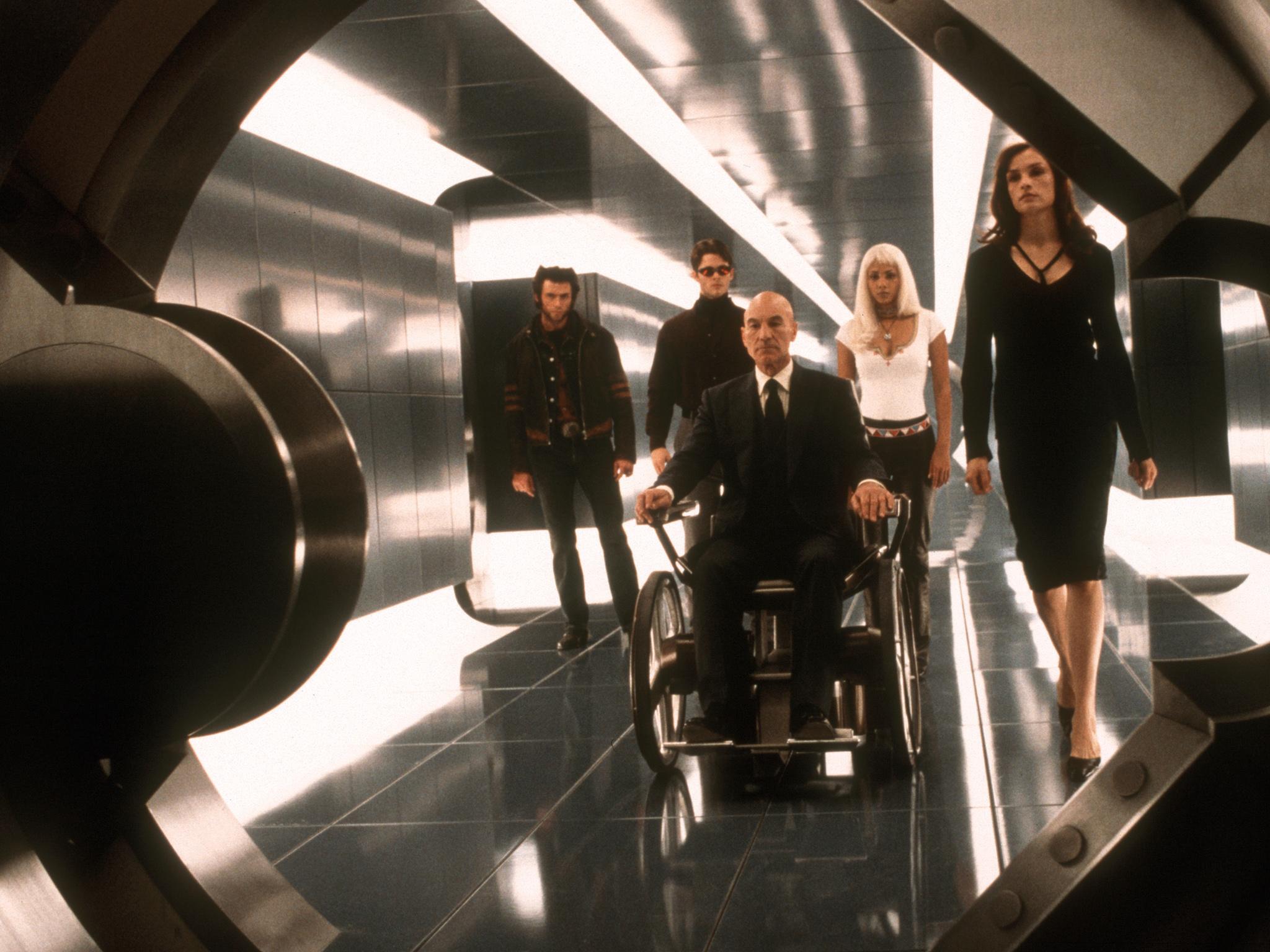 X-Men, superhero movies