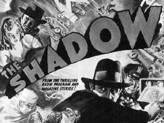 The Shadow, superhero movies