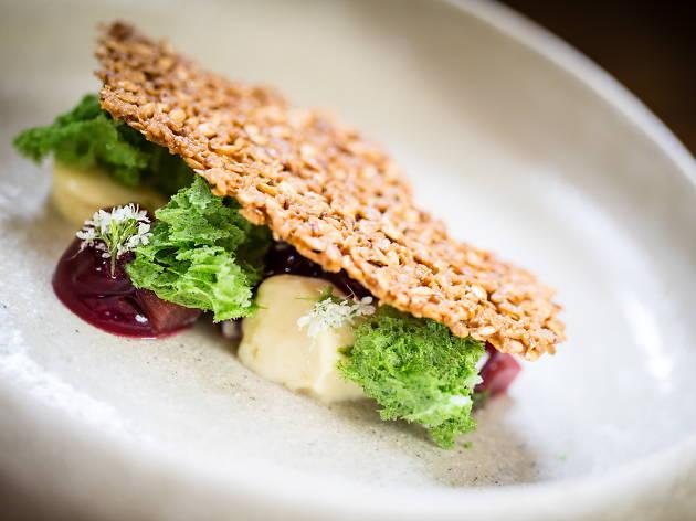 Michelin star restaurants in London - Fera at Claridges