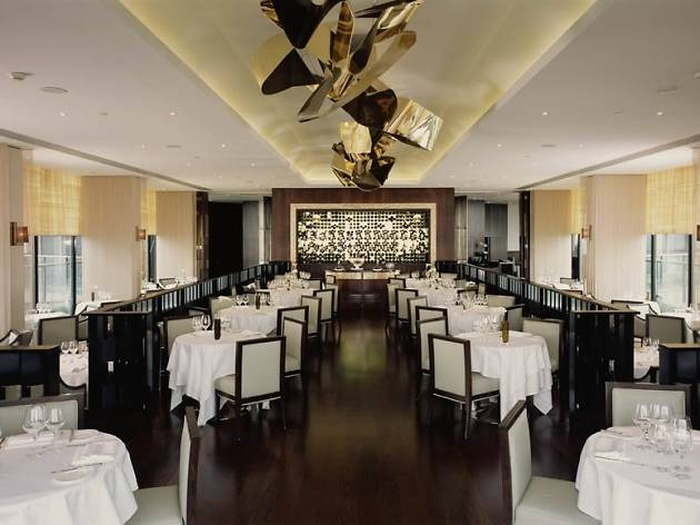 Michelin star restaurants in London - Galvin at Windows