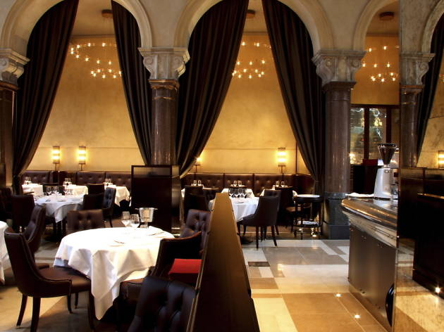 Michelin star restaurants in London - Galvin La Chapelle
