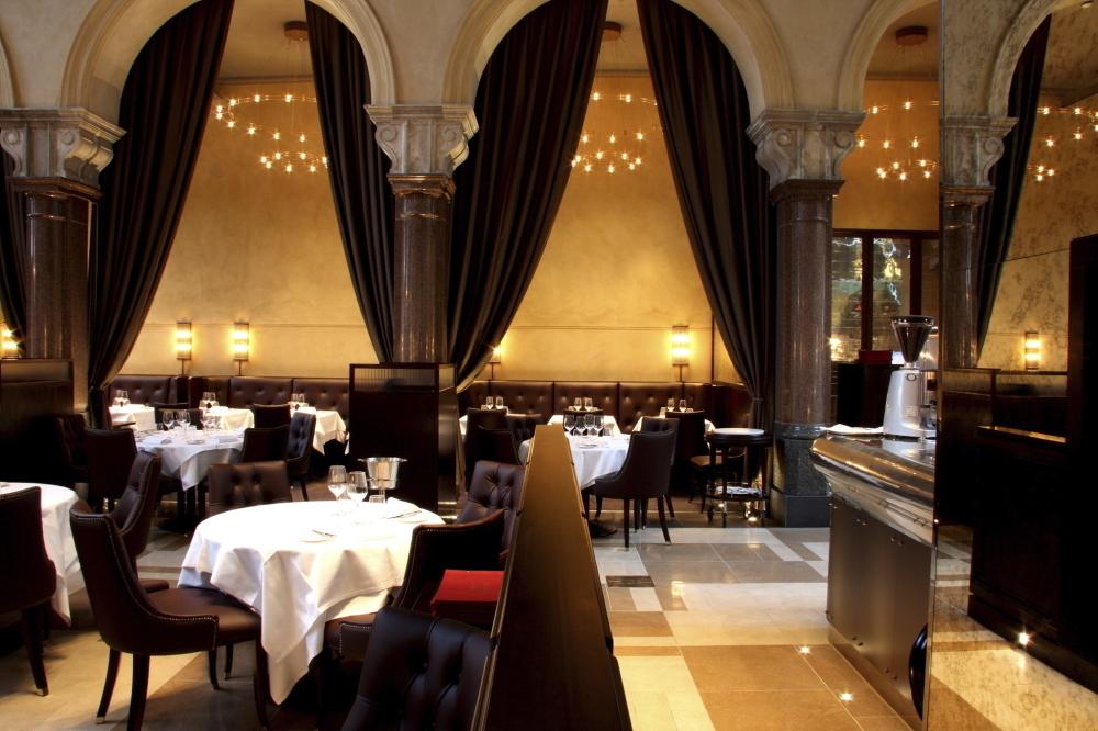 Michelin Star Restaurants In London Galvin La Chapelle