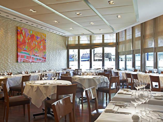 Michelin star restaurants in London - Glasshouse