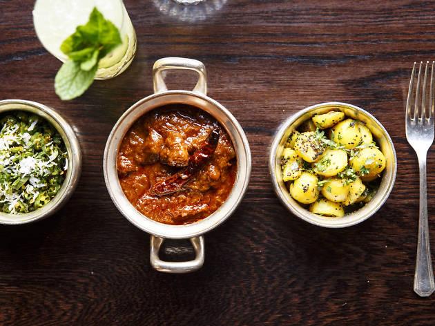 Michelin star restaurants in London - Gymkhana