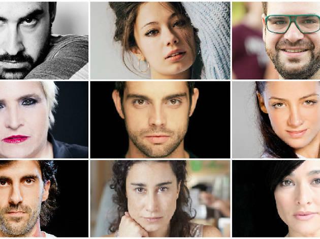 13 nombres que harán historia en el teatro madrileño