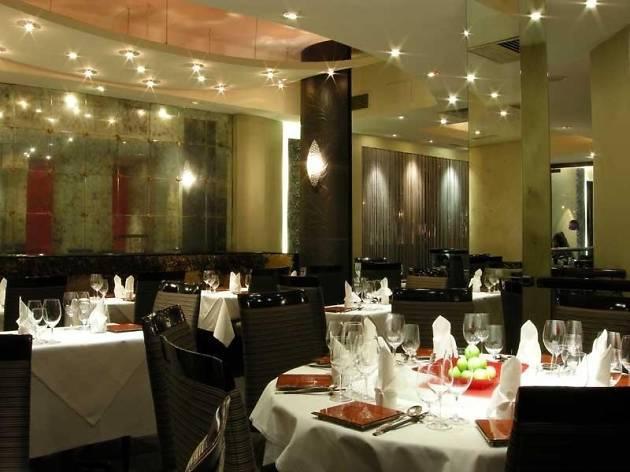 Michelin star restaurants in London - Kai Mayfair