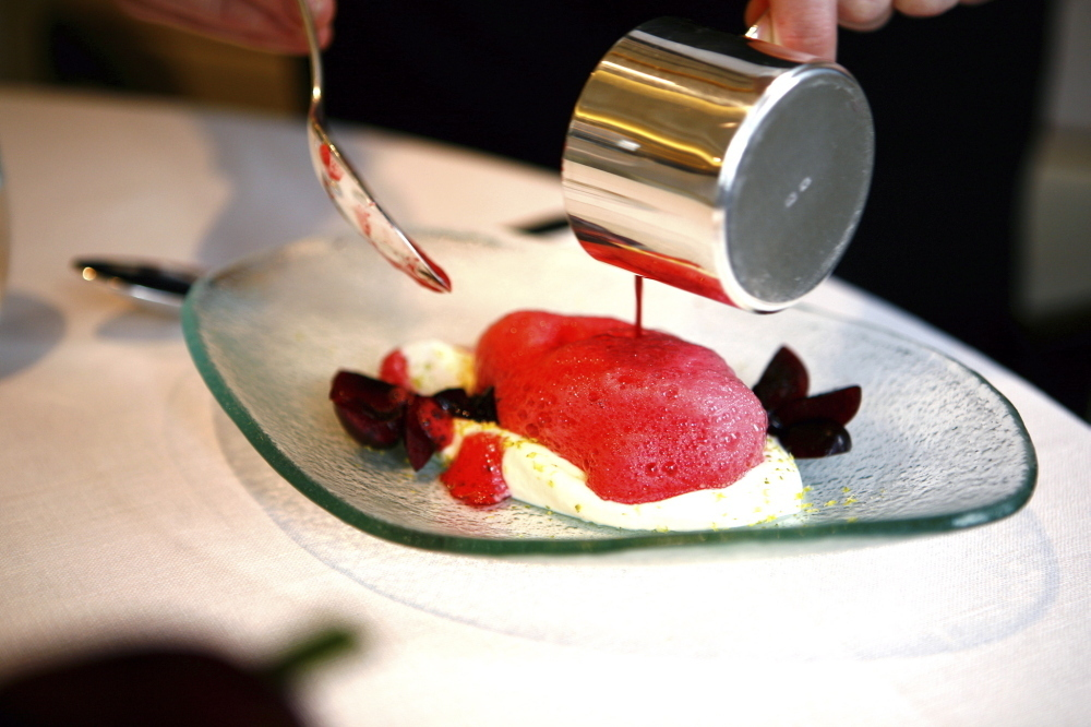 Michelin star restaurants in London - Murano
