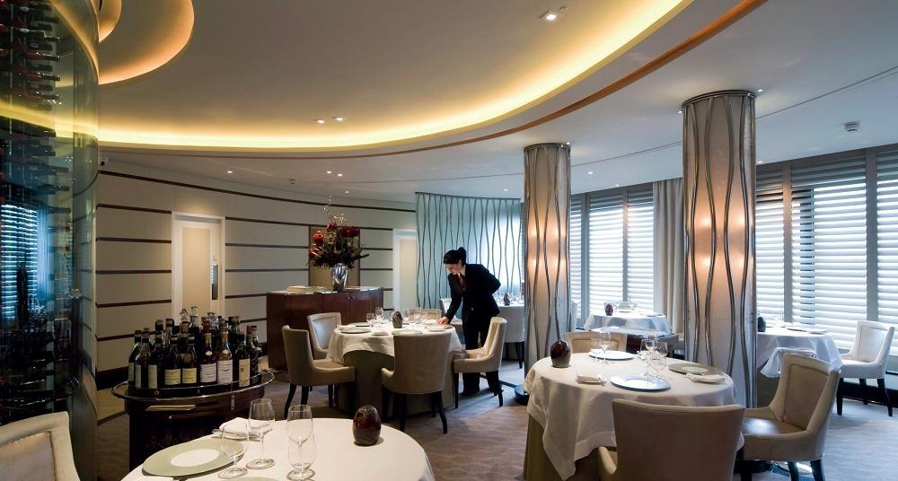 Michelin Star Restaurants In London Petrus