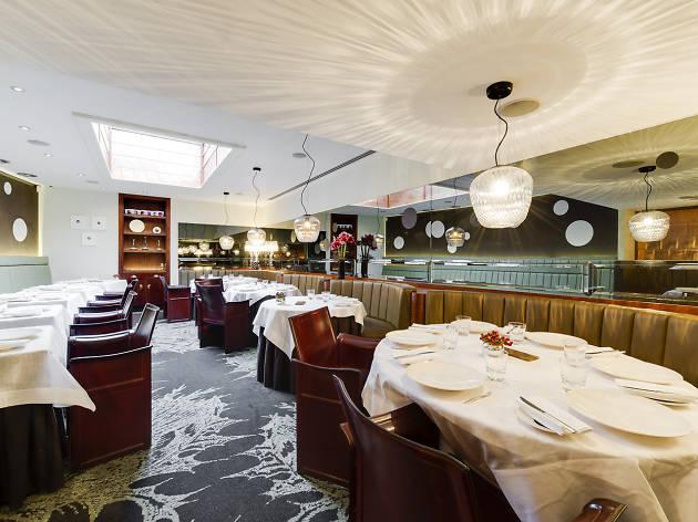 Michelin star restaurants London - Pied a terre