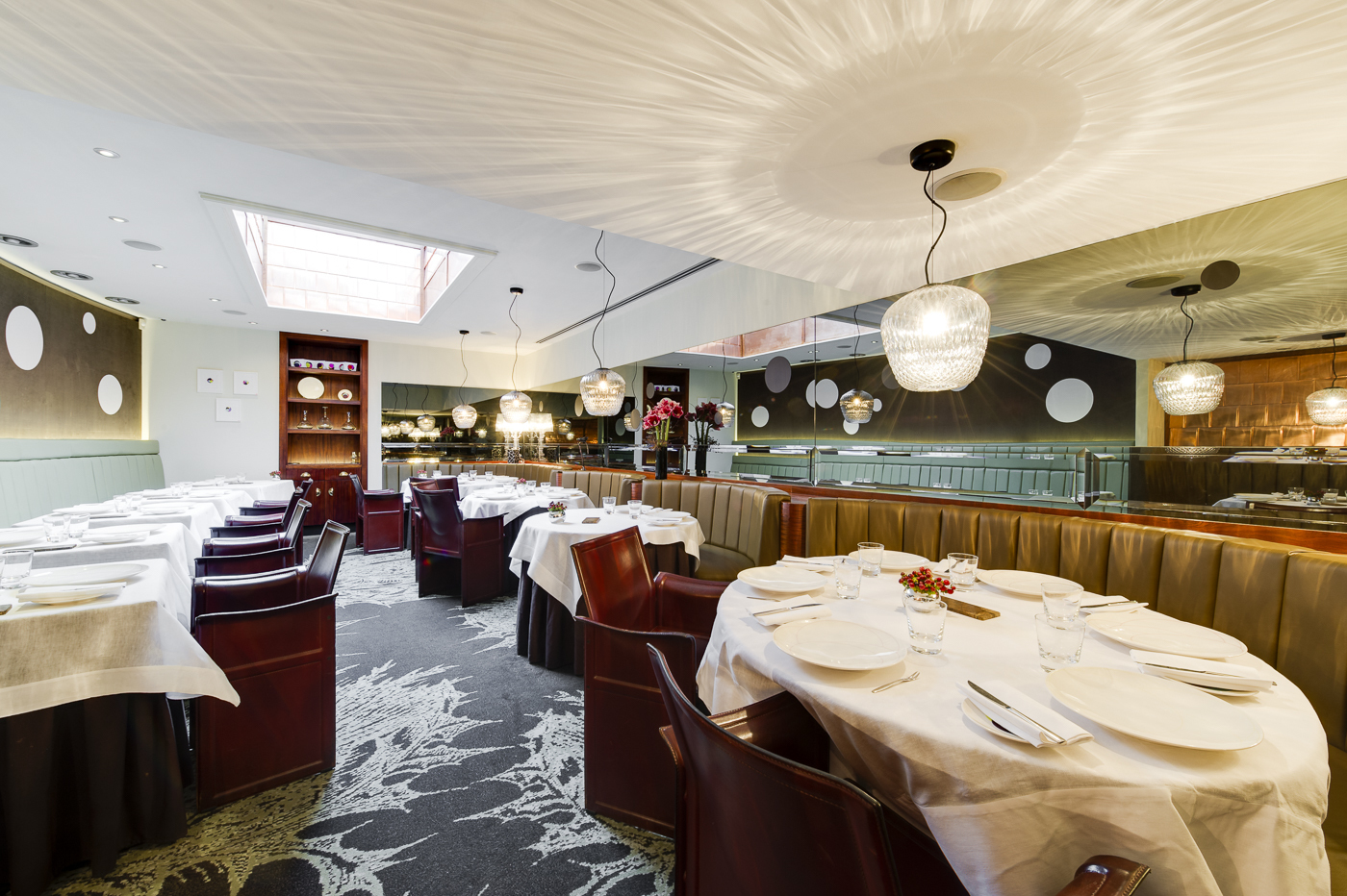 Michelin star restaurants London - Pied a terre