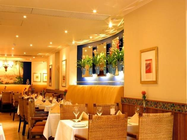 Michelin star restaurants in London - Quilon