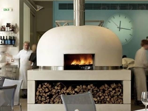 Michelin star restaurants in London - River Cafe