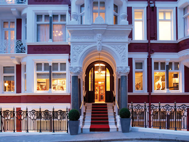 Michelin star restaurants in London - Seven Park Place by William Drabble