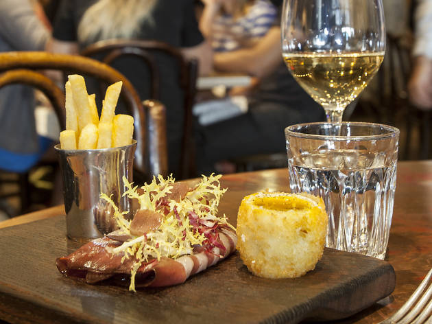 Michelin star restaurants in London - Social Eating House