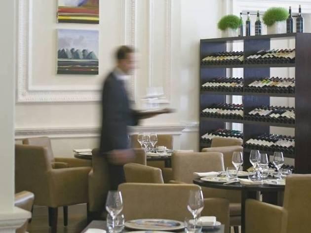 Michelin star restaurants in London - Texture
