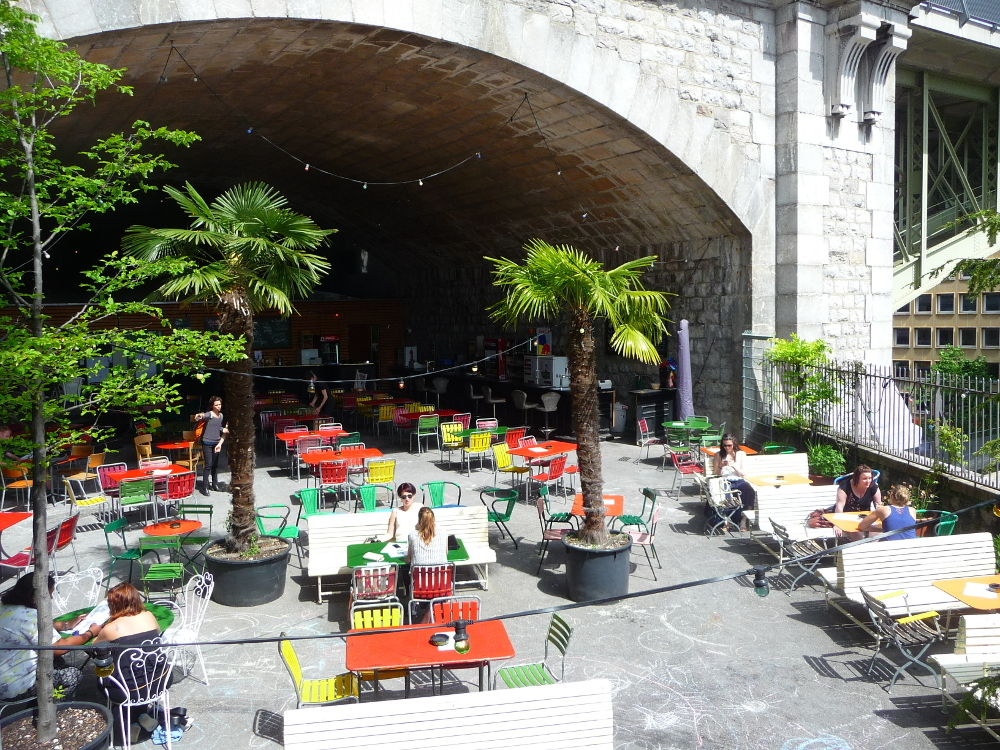 The best summer bars in Lausanne