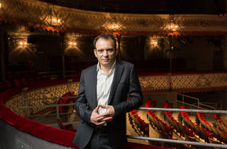 Matthew Warchus, Old Vic