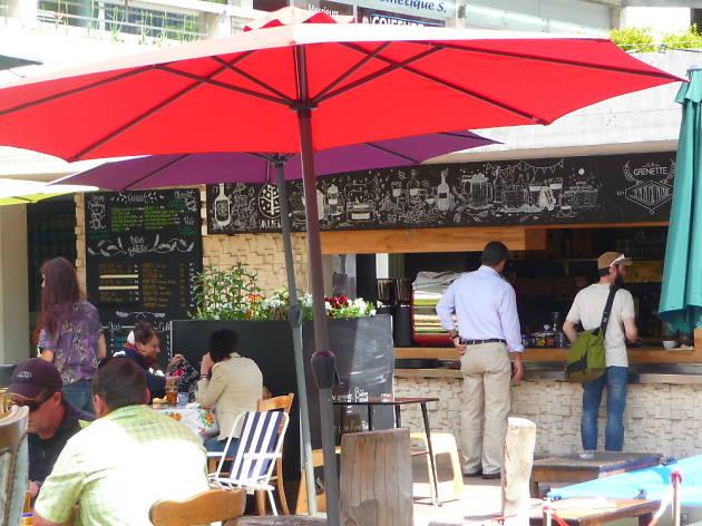 La Grenette Bars And Pubs In Ville Marché Lausanne