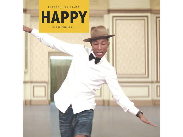 'Happy' – Pharrell Williams