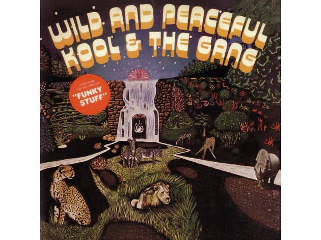 Kool & The Gang –Wild and Peaceful