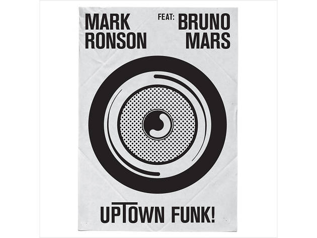 'Uptown Funk' –Mark Ronson featuring Bruno Mars