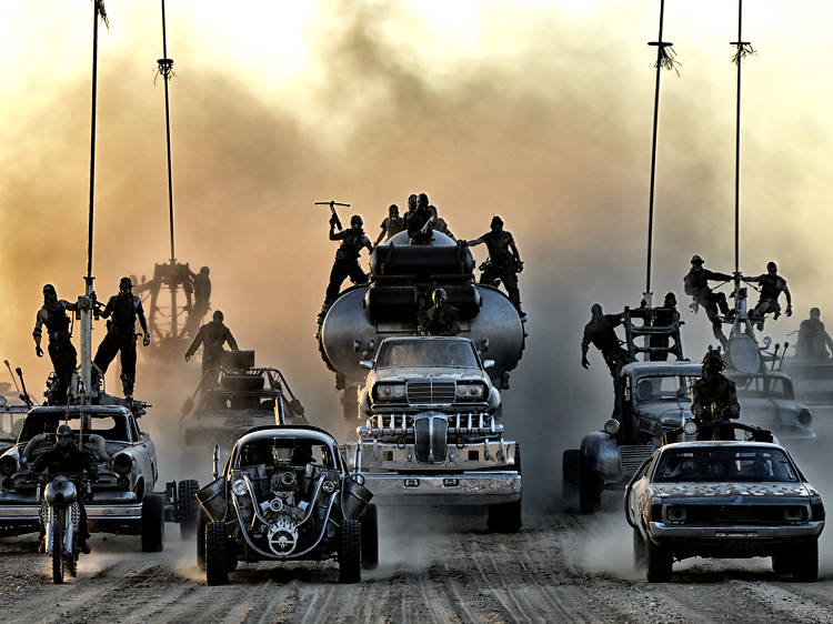 Ten reasons why 'Mad Max: Fury Road' is the best blockbuster of 2015