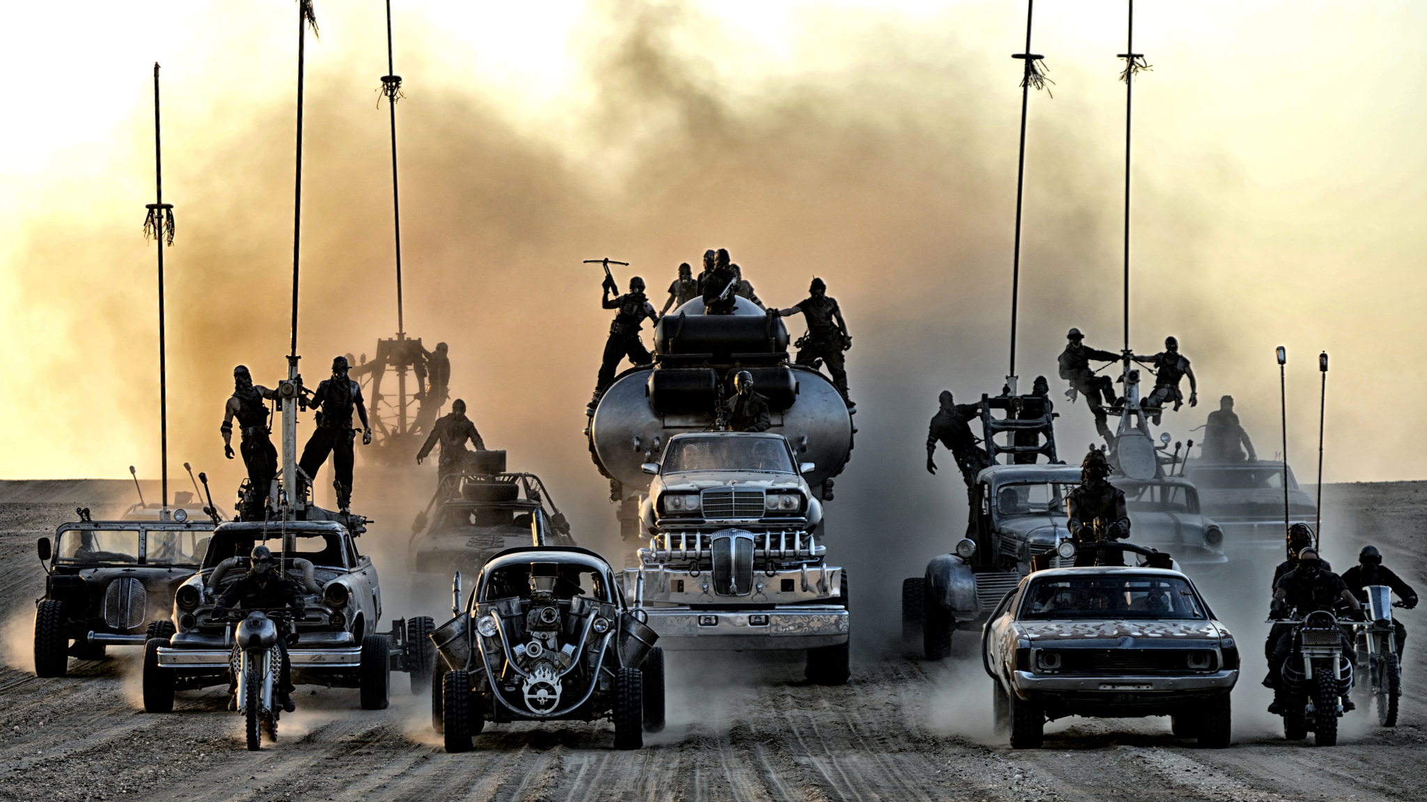 10 reasons why Mad Max: Fury Road is the best blockbuster of 2015