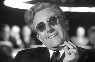 Dr. Strangelove or: How I Learned to Stop Worrying and Love the Bomb, postapocalyptic movies