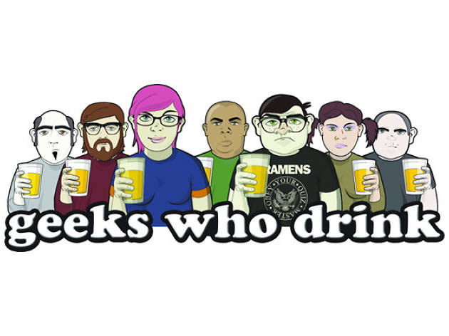 Geeks Who Drink taping