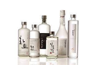 Traditional soju