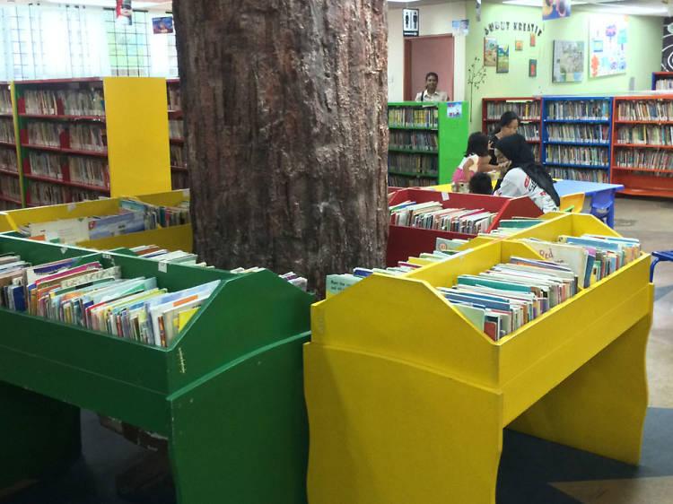 PJ Community Library