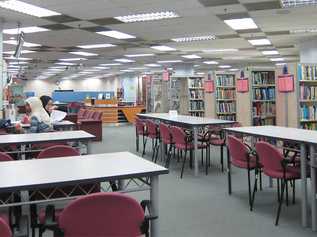 National Library of Malaysia