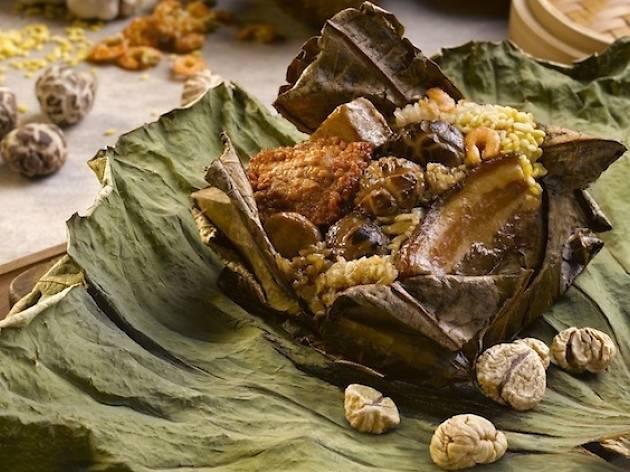 Din Tai Fung Pearl Rice Dumpling