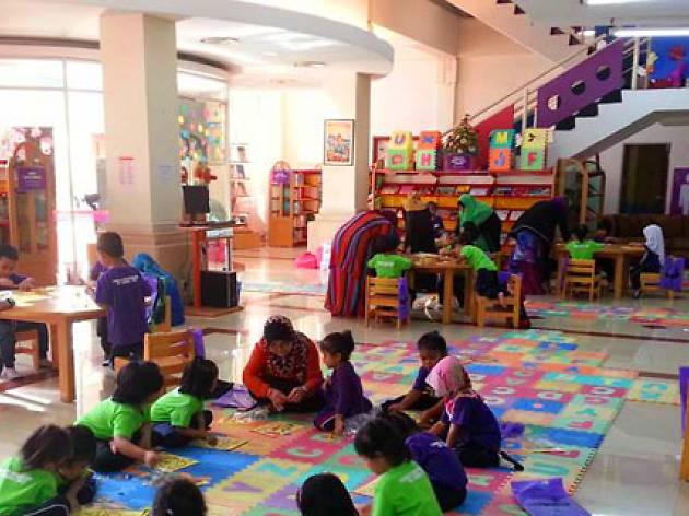 KL's Children Library