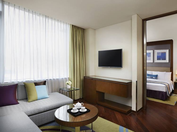 Courtyard Marriott Seoul Time Square