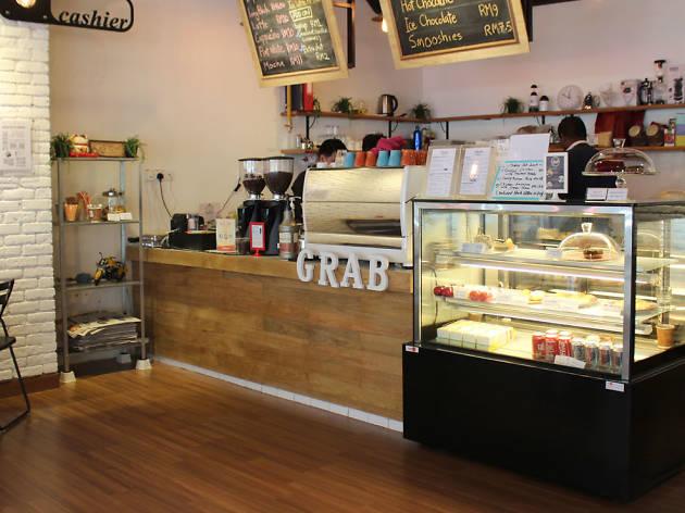 Grab Cafe