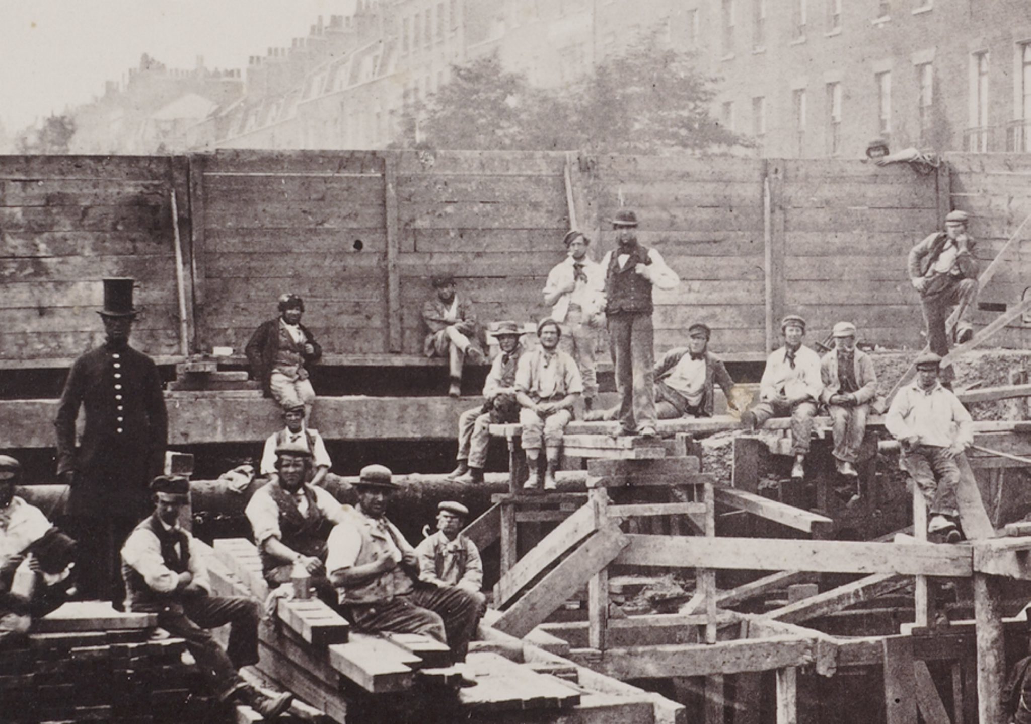 Victorian London in Photographs