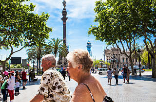 Guiris a Barcelona