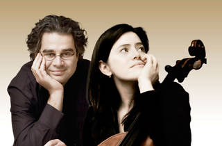 Pascal Amoyel and Emmanuelle Bertrand