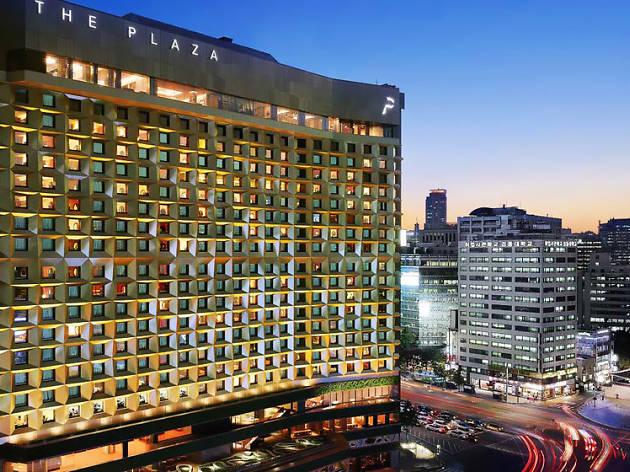 더 플라자 호텔