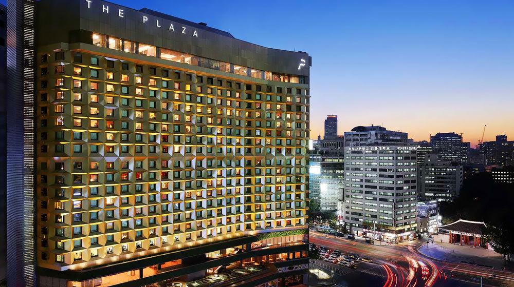 THE PLAZA Seoul Autograph Collection  Marriott