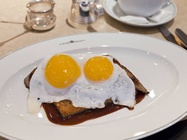 The best breakfasts in London - The Delaunay