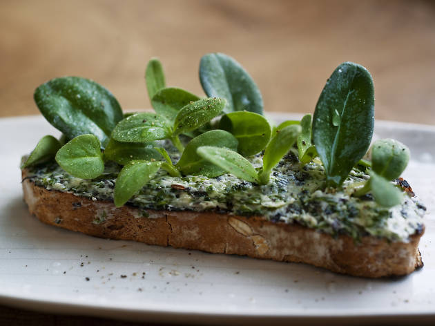 The best brunches in London - Grain Store