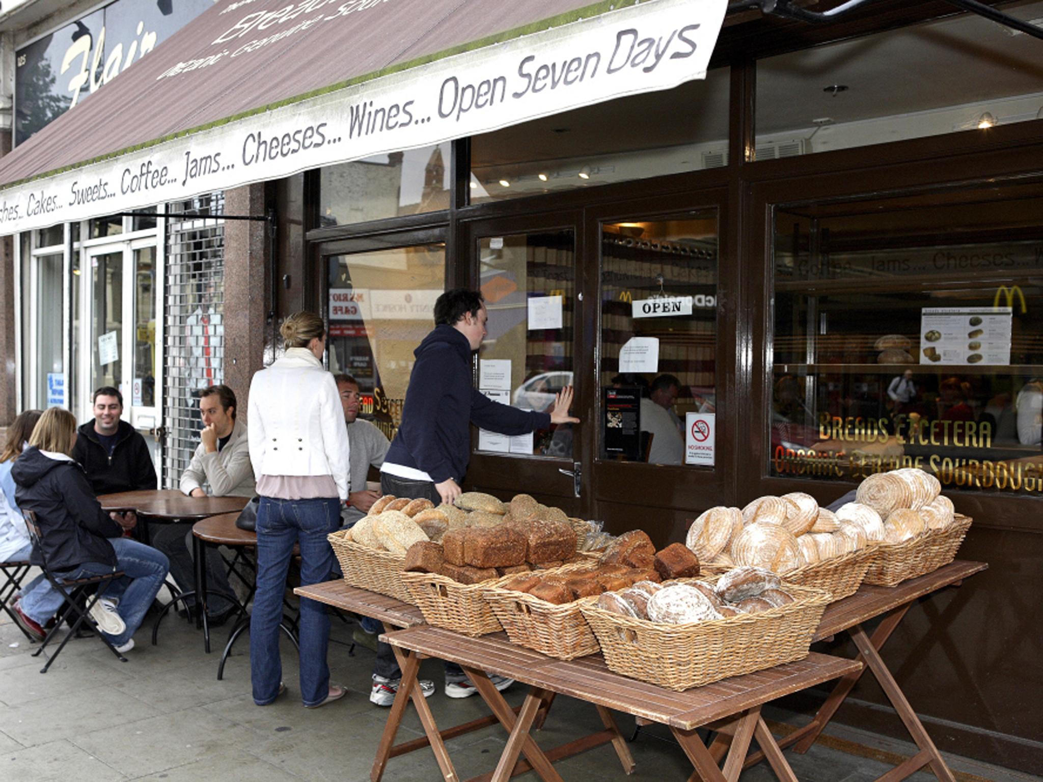 Breads Etcetera