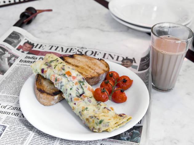 The best breakfasts in London - Dishoom