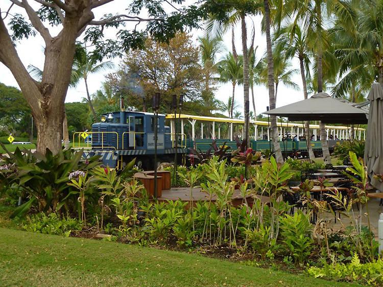 Oahu, HI: The Hawaiian Railway Society