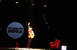 Festim BCN 2015: Impro Show All Stars