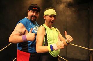 Festim BCN 2015: Torneo Internacional de Impro-Fighters